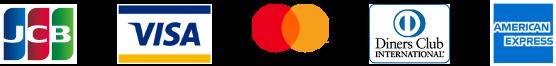 使用可能なクレジットカード一覧f