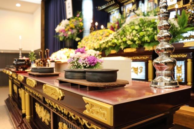 葬儀の日程